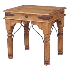 6-10END-Indian-End-Table