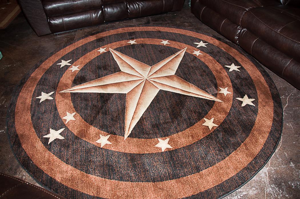 Western Star Rug Rugs Ideas
