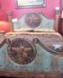 Custom Leather bed 003