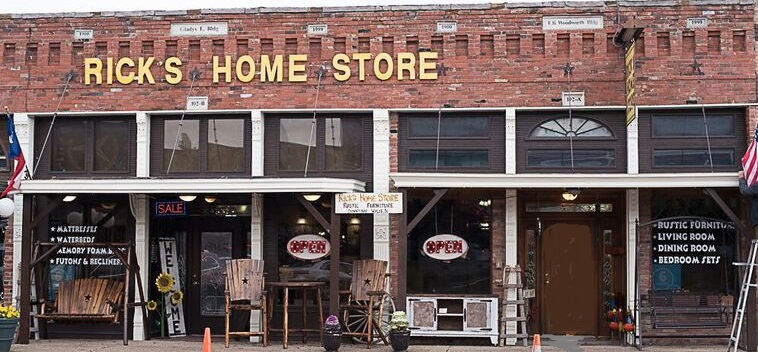 Rick S Home Store Historic Downtown Wylie