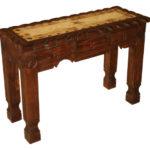 06-002SOFA-Marble-Sofa-Table