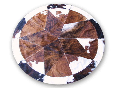 Cowhide_Rug_Brindle_Star_Stitched