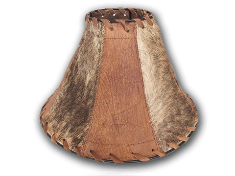 Lampshade-Cowhide_Leather_Brindle2