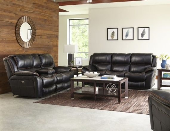 451 beckett black sofa