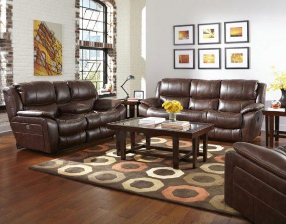 451 beckett java sofa