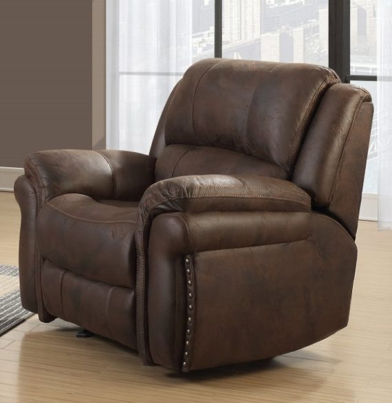 u0903 chocolate recliner