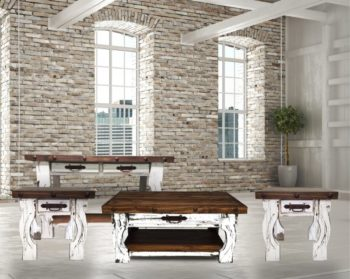 Mo 9 White Tables