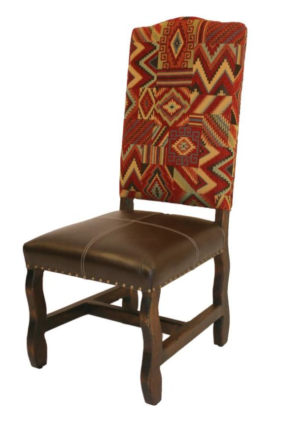 LMT cloth side chair