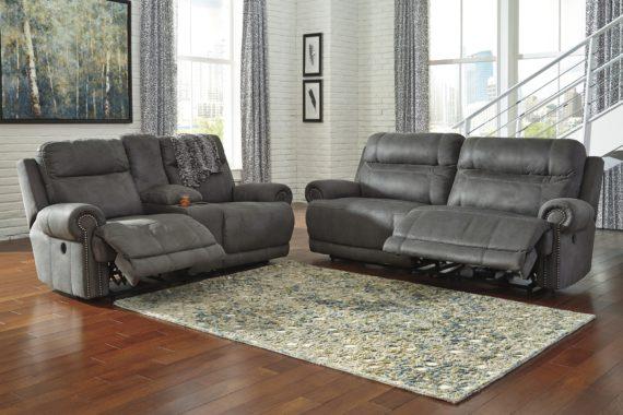 Austere Sofa Set